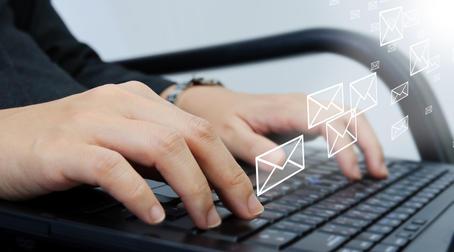 Переписка по почте